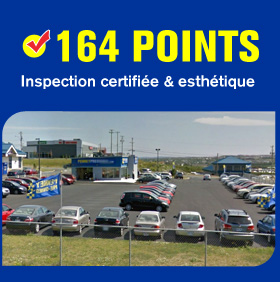 Inspection en 164 points